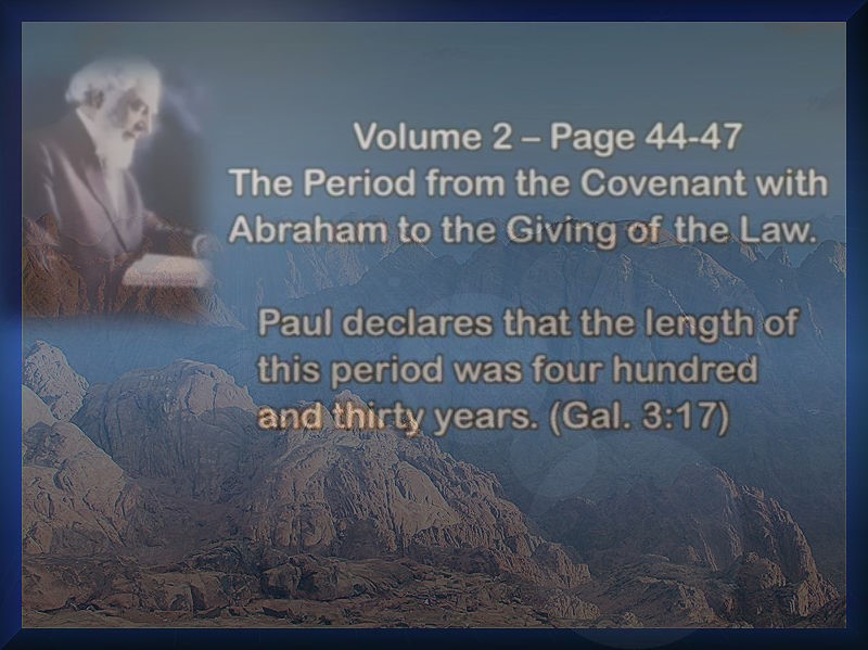 From the Covenant with Abraham to the giving of the law.jpg