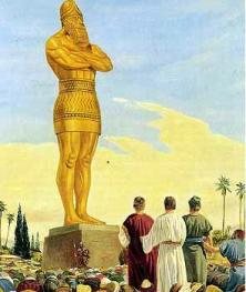 Nebuchadnezzar's image
