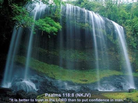PSALM 118-8