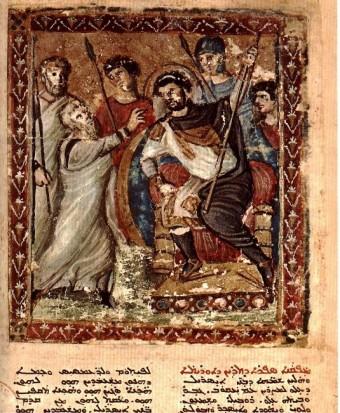 SYRIAC-BIBLE-OF-PARIS-MOSES-BEFORE-PHARAOH.jpg
